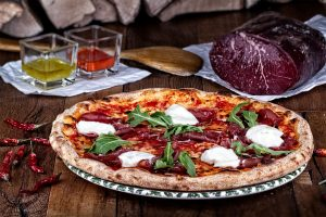 Bresaola Aroma Pizza