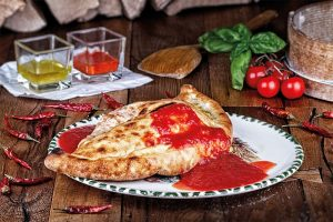 Calzone ala ricotta Aroma Pizza