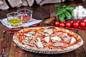 Capriciosa Aroma Pizza