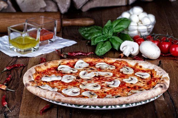 Funghi Aroma Pizza