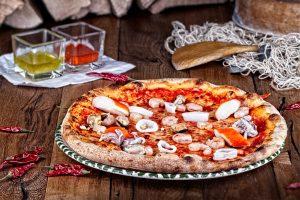 Frutti di Mare Aroma Pizza