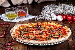 Napolitana Aroma Pizza