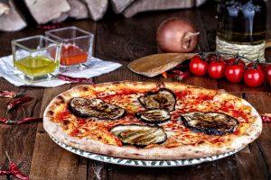 Parmigiana Aroma Pizza