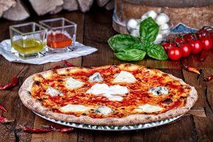 Quadro Formaggi Aroma Pizza