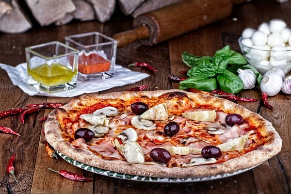 Quatro Stagioni Aroma Pizza