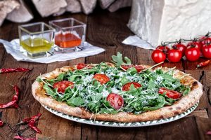 Rucola Aroma Pizza
