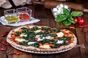 Spinacci Aroma Pizza