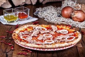 Al tono Aroma pizza