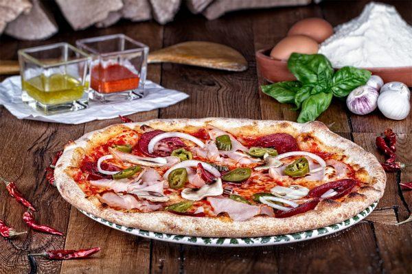 Zingera Aroma Pizza